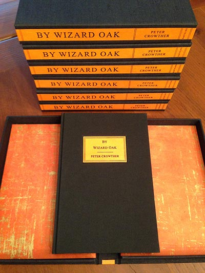 Wizard Oak lettered edition